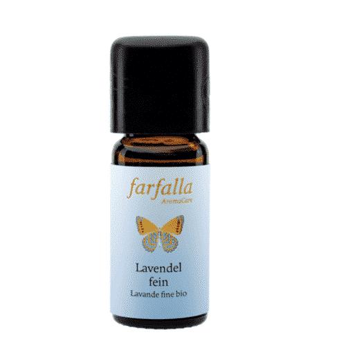 Lavendel fein ätherisches Öl Farfalla
