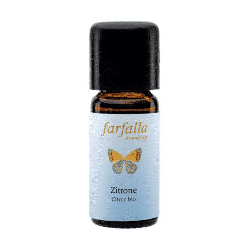 Zitrone ätherisches Öl Farfalla