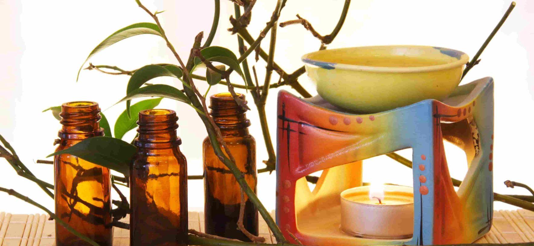 Tolle Rezepte für Duftlampen mit ätherischen Ölen