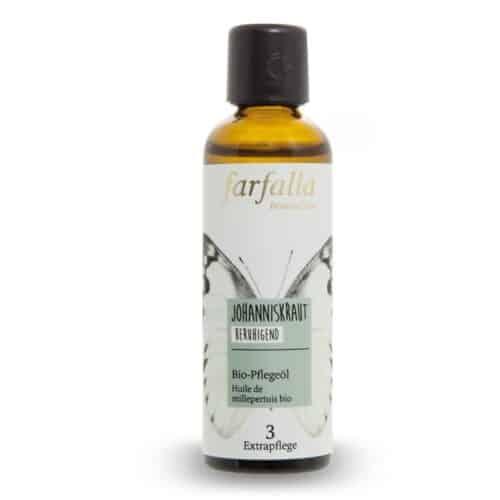 Johanniskraut Bio-Pflegeöl von Farfalla