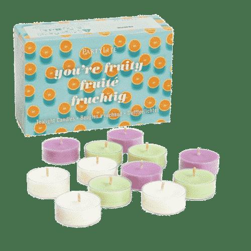 Teelicht-Box Fruity PartyLite