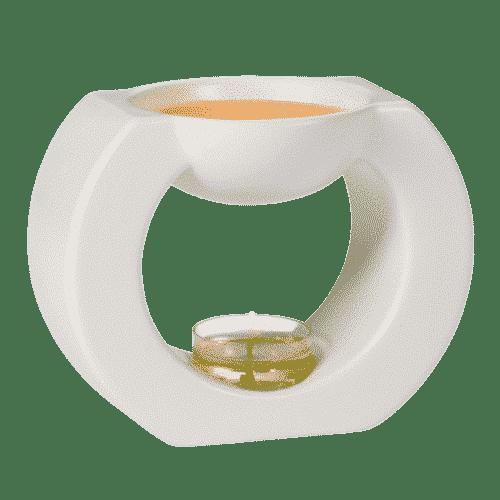 Gaia Duftlampe für Melts und ätherische-Öle
