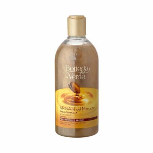 Duschbad mit Arganöl von Bottega Verde