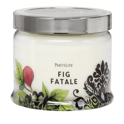 Fig-Fatale 3-Docht-Duftkerze PartyLite