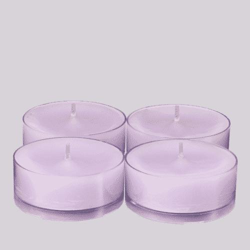 Geranium-Citronella GloLite Maxi-Teelichter