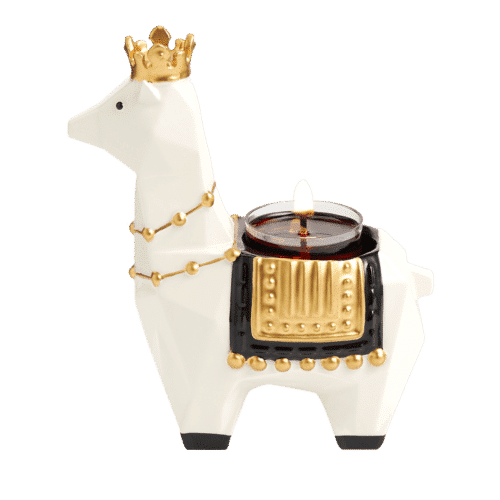 Origami Lama Teelichthalter von PartyLite
