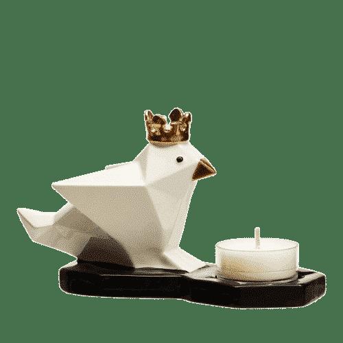 Origami Vogel Teelichthalter von PartyLite