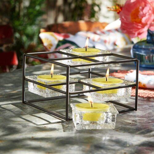 Moderne Impressionen PartyLite Maxi-Teelichthalter