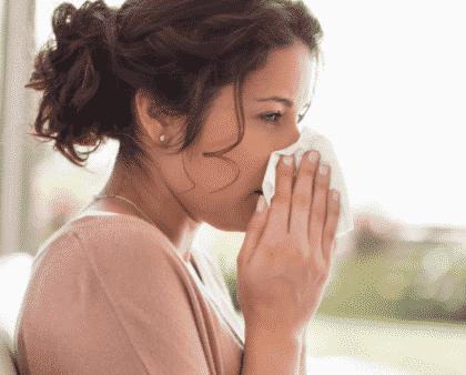 Erkältet? 5 ätherische Öle, die Dir helfen, rasch gesund zu werden!