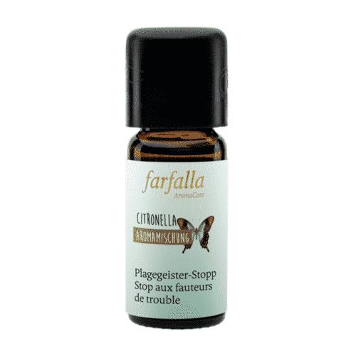 Citronella Insekten-Abwehr Duftmischung von Farfalla