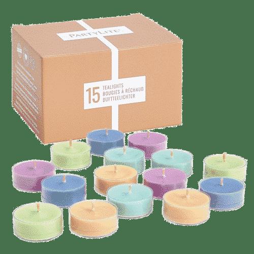 Teelicht-Box Spring Chic PartyLite