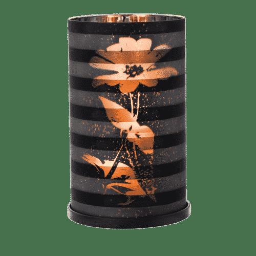 After-Dark PartyLite Teelichthalter-Lampe