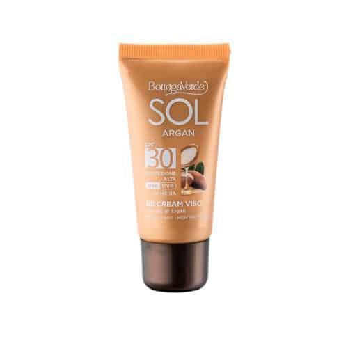SOL BB-Cream mit Arganöl LSF30 fürs Gesicht von Bottega Verde.