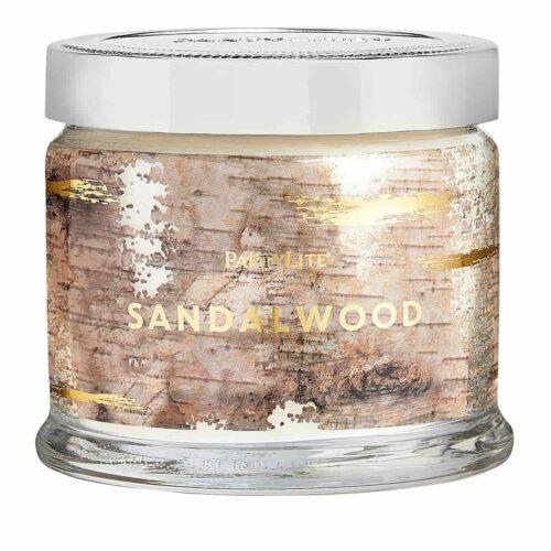 Sandalwood 3-Docht-Duftkerze PartyLite